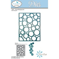 Elizabeth Craft Designs Dies Circle Background