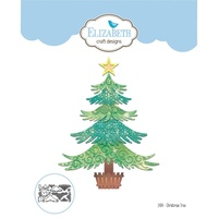 Elizabeth Craft Designs Dies Christmas Tree