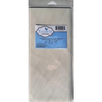 Elizabeth Craft Clear Double-Sided Adhesive 5x12 5/Pkg