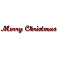 Elizabeth Craft Designs Dies Merry Christmas