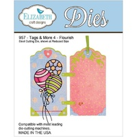 Elizabeth Craft Designs Dies Tags and More 4 Flourish