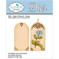 Elizabeth Craft Designs Dies Tags and More 6 Daisy