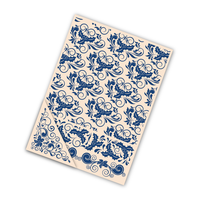 Tattered Lace Embossing Folder Holly Flourish FREE SHIPPING