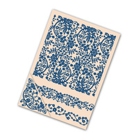 Tattered Lace Embossing Folder - Spring FREE SHIPPING