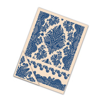 Tattered Lace Embossing Folders - Floral Diamond FREE SHIPPING