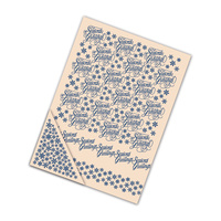 Tattered Lace Embossing Folders - Season's Greetings FREE SHIPPING