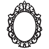 KaiserCraft Embossing Folder Ornate Frame 10.6cm x 15cm FREE SHIPPING