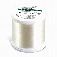 Madeira Monofil Thread No. 40 Clear 1,000 meters - Invisible Thread
