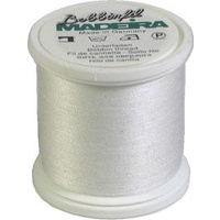 Madeira Bobbinfil Bobbin Thread White 1,500 meters