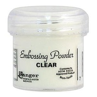 Ranger Embossing Powder 1 Ounce CLEAR