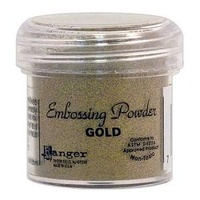 Ranger Embossing Powder 1 Ounce GOLD