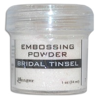 Ranger Embossing Powder 1 Ounce BRIDAL TINSEL