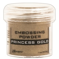Ranger Embossing Powder 1 Ounce PRINCESS GOLD
