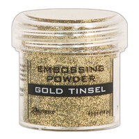 Ranger Embossing Powder 1 Ounce GOLD TINSEL