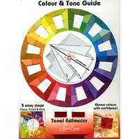 Sew Easy Colour Wheel & Tone Guide FREE SHIPPING