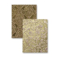 Spellbinders M-Bossabilities Embossing Folders Enchanted ES-005 FREE SHIPPING