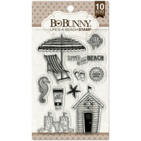 Bo Bunny Essentials Stamps Life's A Beach