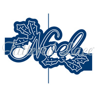 Tattered Lace Die Ornamental Noel ETL266