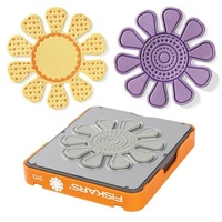 Fiskars Fuse Creativity System Design Set Flower #0113