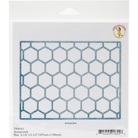 Cheery Lynn Designs FRM145 Honeycomb Frame Die FREE SHIPPING