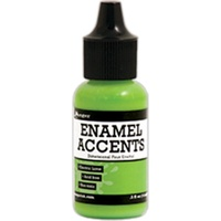 Inkessentials Enamel Accents Electric Lime