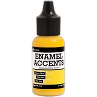 Inkessentials Enamel Accents Lemon Twist