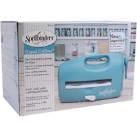 Spellbinders Grand Calibur Machine Teal FREE SHIPPING