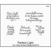 Our Daily Bread Designs Stamps Perfect Light