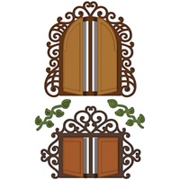 Heartfelt Creations Die Decorative Chateau Gate FREE SHIPPING