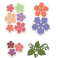 Heartfelt Creations Cut & Emboss Die Classic Rose FREE SHIPPING