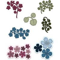 Heartfelt Creations Cut & Emboss Die Wildwood Florals