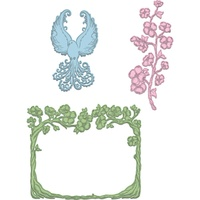 Heartfelt Creations Cut & Emboss Die Flowering Dogwood Branches FREE SHIPPING
