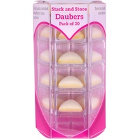 Heartfelt Stack And Store Daubers 30/Pkg