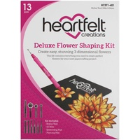 Heartfelt Creations Deluxe Flower Shaping Kit