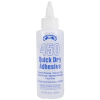 Helmar Glue 450 Quick Dry Adhesive 125ml
