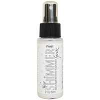 Imagine Crafts Sheer Shimmer Spritz Spray 59ml Frost
