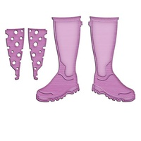 Spellbinders Inspire Die Wellies IN-032