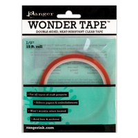 Wonder Tape Double-Sided 1/2 Inch STRONGEST Tape