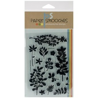 Paper Smooches Stamps Botanicals 2