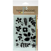 Paper Smooches Stamps Botanicals 3