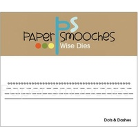 Paper Smooches Die Dots & Dashes