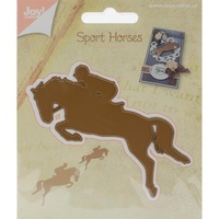 Joy Crafts Die Jumping Horse FREE SHIPPING