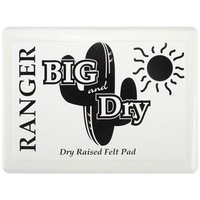 Ranger Big & Dry Jumbo Raised Felt Pad