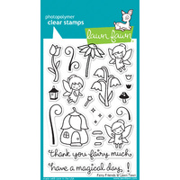 Lawn Fawn Stamps Fairy Friends LF1057