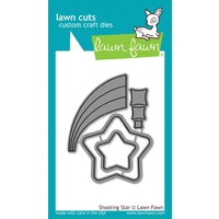 Lawn Fawn Cuts Shooting Star Dies LF1187 FREE SHIPPING