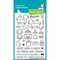 Lawn Fawn Stamps Happy Howloween LF1206