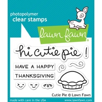 Lawn Fawn Stamps Cutie Pie LF1210
