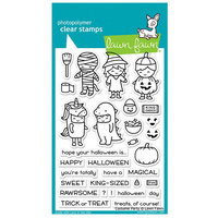 Lawn Fawn Stamps Costume Party LF1458