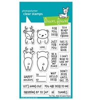 Lawn Fawn Stamps For You, Deer LF1480