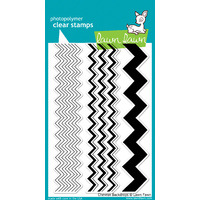 Lawn Fawn Stamps - Chevron Backdrops LF387 FREE SHIPPING